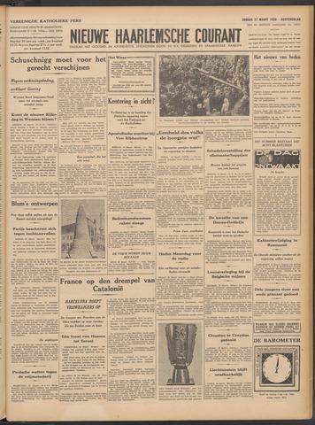 Nieuwe Haarlemsche Courant 1938-03-27