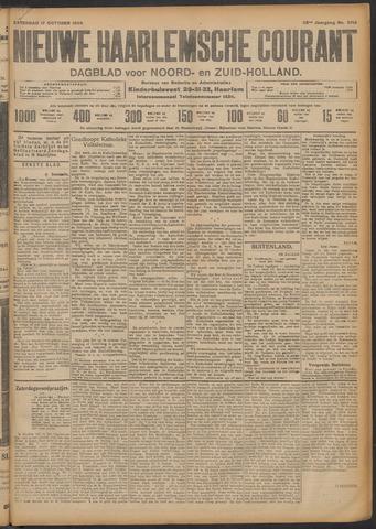 Nieuwe Haarlemsche Courant 1908-10-17