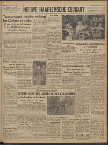 Nieuwe Haarlemsche Courant 1948-04-27