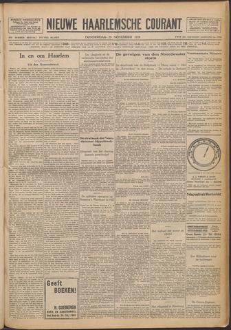 Nieuwe Haarlemsche Courant 1928-11-29