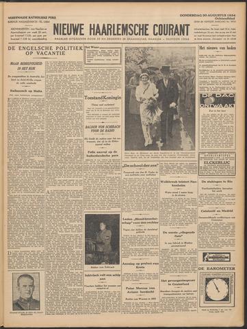 Nieuwe Haarlemsche Courant 1934-08-30