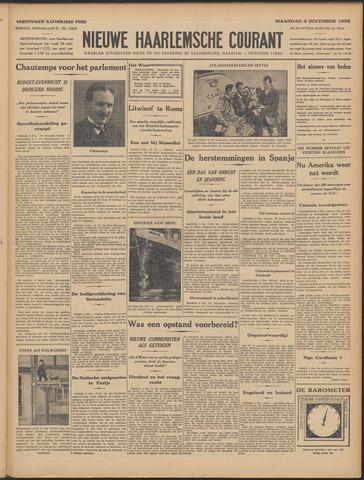 Nieuwe Haarlemsche Courant 1933-12-04