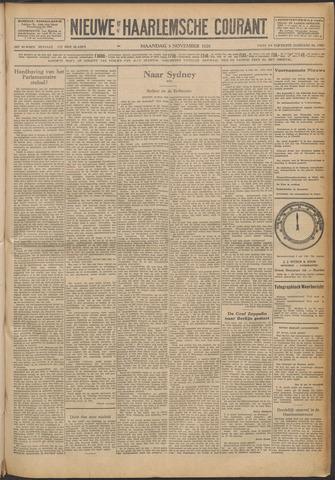 Nieuwe Haarlemsche Courant 1928-11-05