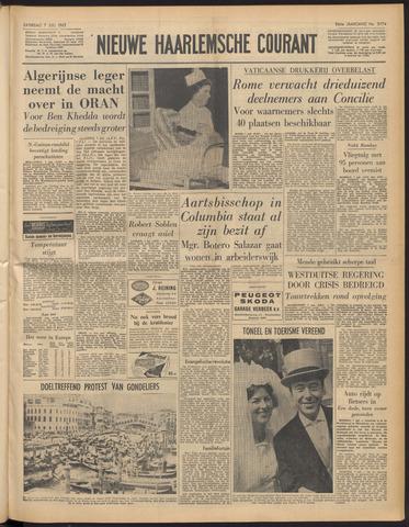 Nieuwe Haarlemsche Courant 1962-07-07