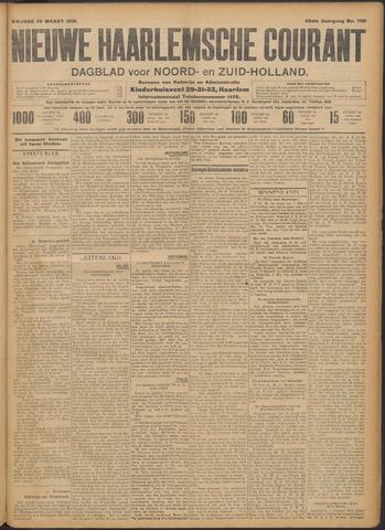 Nieuwe Haarlemsche Courant 1910-03-25
