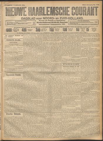 Nieuwe Haarlemsche Courant 1912-02-07