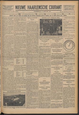 Nieuwe Haarlemsche Courant 1932-01-14