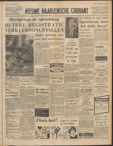 Nieuwe Haarlemsche Courant 1965-04-02