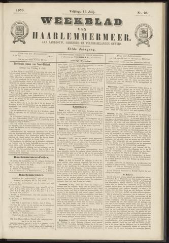 Weekblad van Haarlemmermeer 1870-07-15