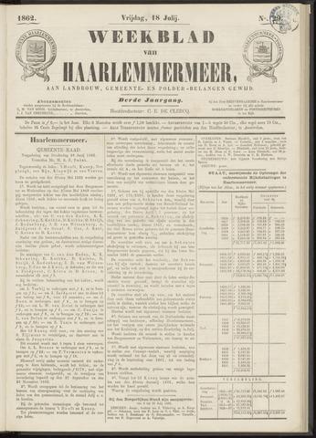 Weekblad van Haarlemmermeer 1862-07-18