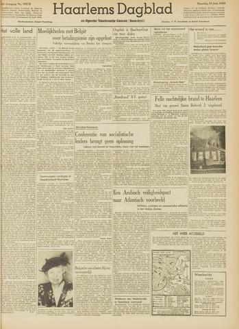 Haarlem's Dagblad 1950-06-19