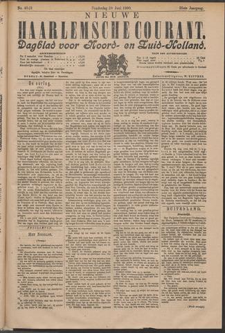 Nieuwe Haarlemsche Courant 1900-06-28