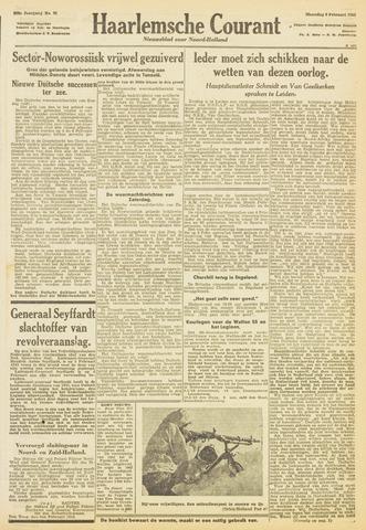 Haarlemsche Courant 1943-02-08