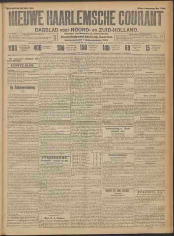 Nieuwe Haarlemsche Courant 1912-05-29
