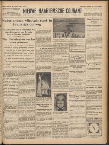 Nieuwe Haarlemsche Courant 1937-01-20