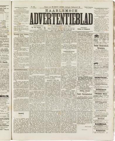 Haarlemsch Advertentieblad 1882-04-01