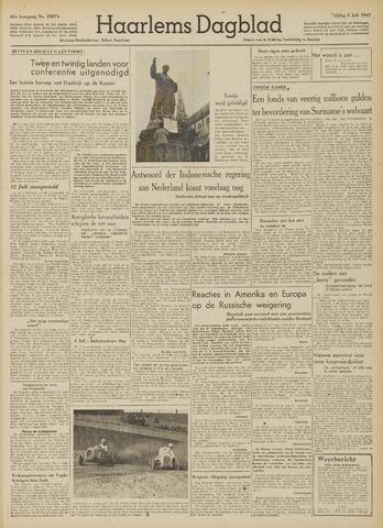 Haarlem's Dagblad 1947-07-04