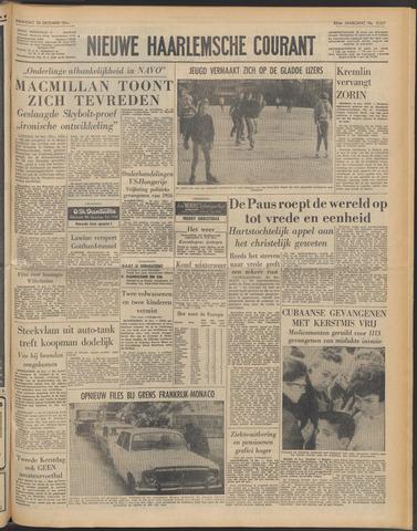 Nieuwe Haarlemsche Courant 1962-12-24
