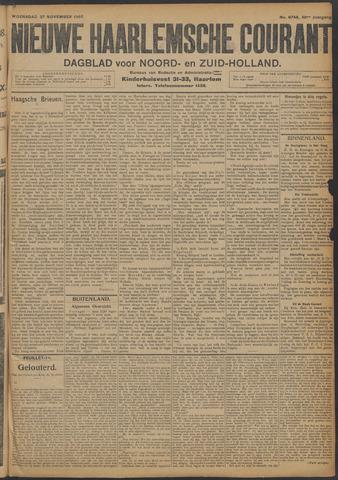 Nieuwe Haarlemsche Courant 1907-11-27