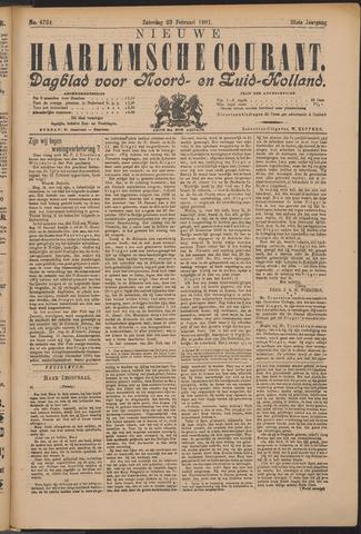 Nieuwe Haarlemsche Courant 1901-02-23