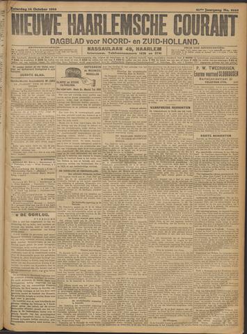 Nieuwe Haarlemsche Courant 1916-10-14
