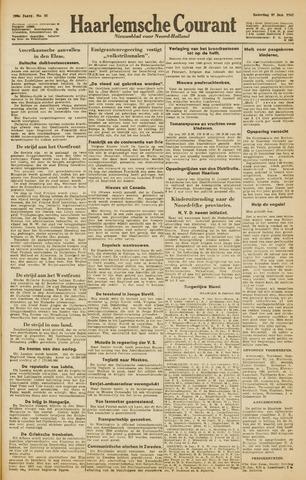 Haarlemsche Courant 1945-01-27