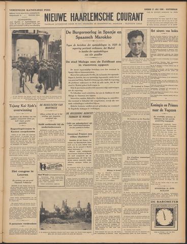 Nieuwe Haarlemsche Courant 1936-07-21