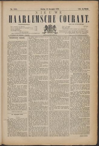 Nieuwe Haarlemsche Courant 1888-12-16
