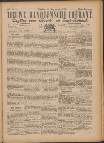 Nieuwe Haarlemsche Courant 1904-08-23