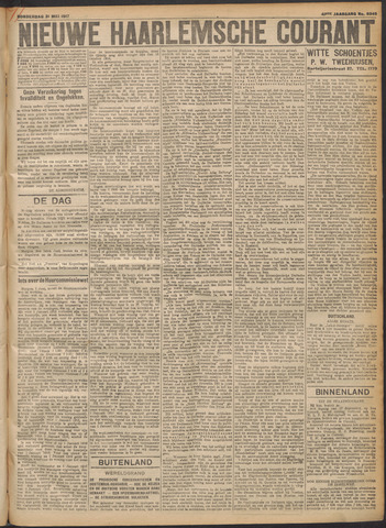 Nieuwe Haarlemsche Courant 1917-05-31