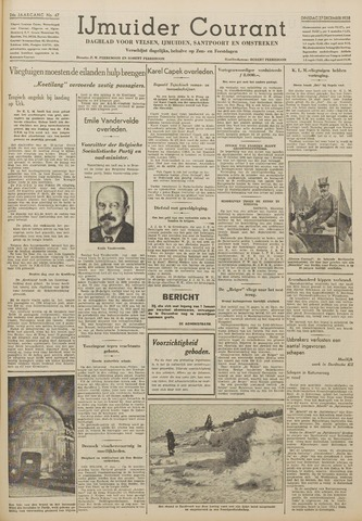 IJmuider Courant 1938-12-27