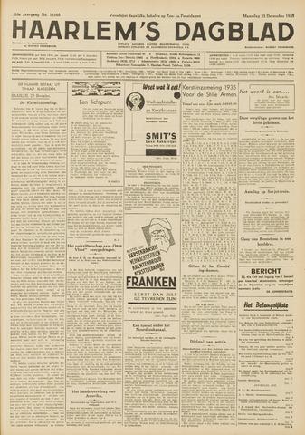 Haarlem's Dagblad 1935-12-23