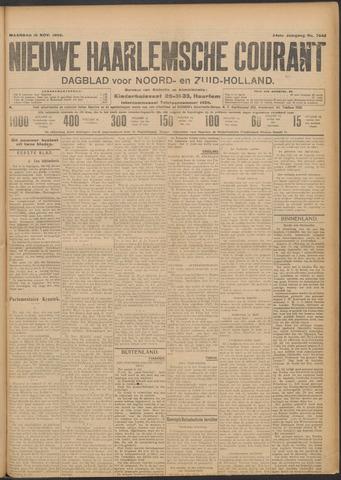 Nieuwe Haarlemsche Courant 1909-11-15