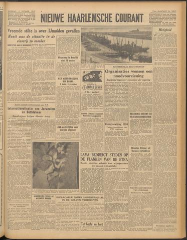 Nieuwe Haarlemsche Courant 1949-12-03