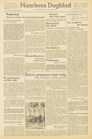 Haarlem's Dagblad 1945-11-05