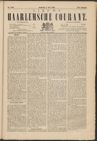 Nieuwe Haarlemsche Courant 1886-06-03