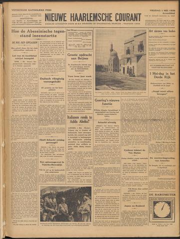 Nieuwe Haarlemsche Courant 1936-05-01