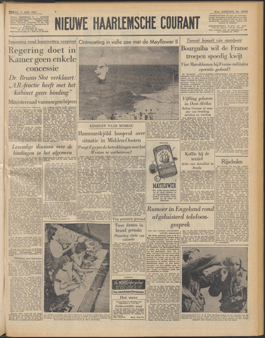Nieuwe Haarlemsche Courant 1957-06-07