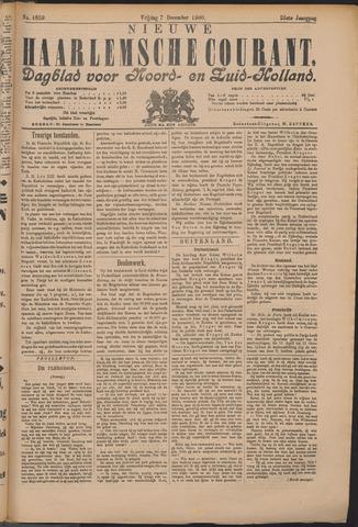 Nieuwe Haarlemsche Courant 1900-12-07