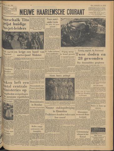 Nieuwe Haarlemsche Courant 1956-06-04