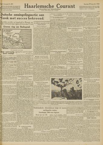 Haarlemsche Courant 1942-09-19