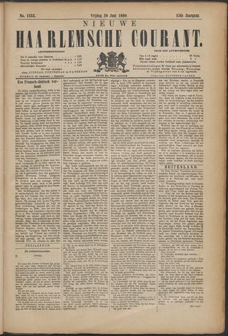 Nieuwe Haarlemsche Courant 1890-06-20