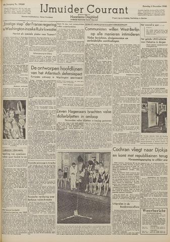IJmuider Courant 1948-12-04