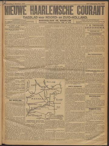 Nieuwe Haarlemsche Courant 1916-10-04