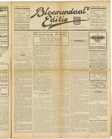 Bloemendaal's Editie 1928-01-14