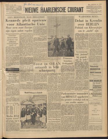 Nieuwe Haarlemsche Courant 1962-07-06
