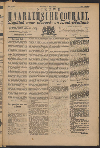 Nieuwe Haarlemsche Courant 1902-05-07