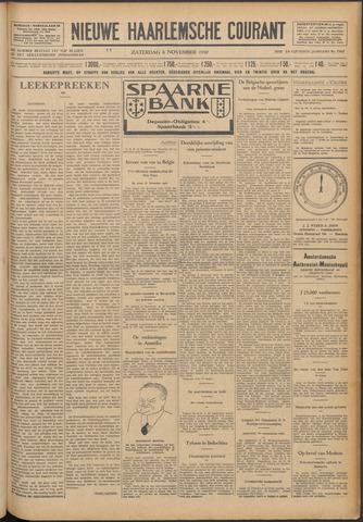 Nieuwe Haarlemsche Courant 1930-11-08