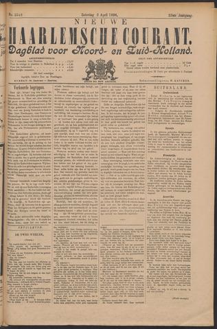 Nieuwe Haarlemsche Courant 1898-04-02