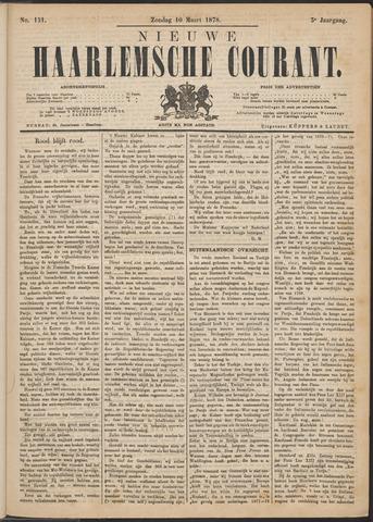 Nieuwe Haarlemsche Courant 1878-03-10